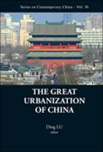 Description: The Great Urbanization Of China